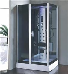 EMPIRESHOWER ER48-36SB-HD (HEAVY DUTY) STEAM SHOWER  48X36X85 - Image 1