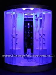 EMPIRESHOWER L90S26S-HD (HEAVY DUTY) STEAM SHOWER  48x48x85 - Image 2