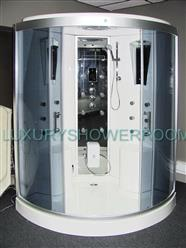EMPIRESHOWER L90S26S-HD (HEAVY DUTY) STEAM SHOWER  48x48x85 - Image 1