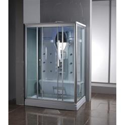 "EMPIRESHOWER L90S27S-HD (HEAVY DUTY) STEAM SHOWER  55"" x 36"" x 85"" - Image 3"