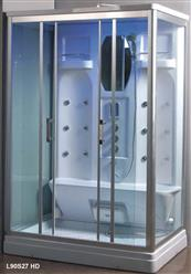 "EMPIRESHOWER L90S27S-HD (HEAVY DUTY) STEAM SHOWER  55"" x 36"" x 85"" - Image 1"